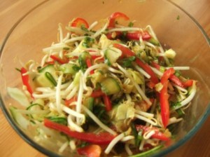 Thai Salad at PakiRecipes.com