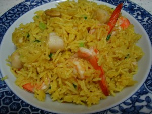 Seafood Rice at PakiRecipes.com
