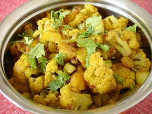 Aloo Gobi Masala at PakiRecipes.com