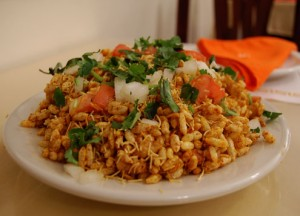 Bhel Puri at PakiRecipes.com