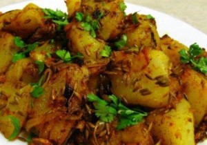 Chatpatey Aloo at PakiRecipes.com