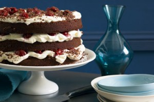Black Forest Cake Without Baking at PakiRecipes.com