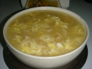 Corn Soup at PakiRecipes.com