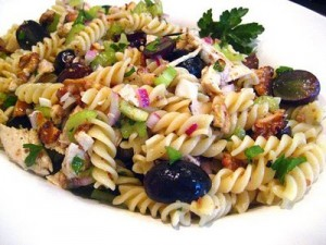 Chicken And Pasta Salad at PakiRecipes.com