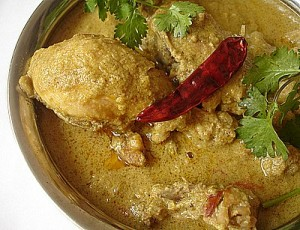 Chicken Korma With White Sauce at PakiRecipes.com