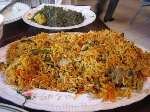 Unique Sindhi Biryani