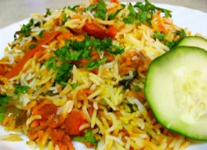 Vegetable Biryani at PakiRecipes.com
