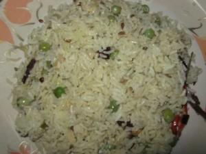 Mattar Pulao at PakiRecipes.com