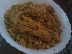 Fish Pulao at PakiRecipes.com