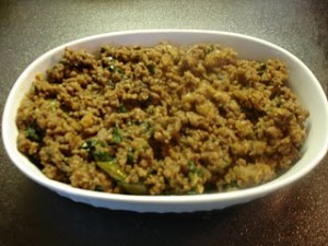 Dal Mash And Qeema at PakiRecipes.com