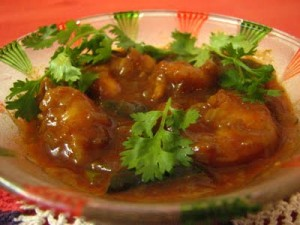 Hot Prawn Curry at PakiRecipes.com