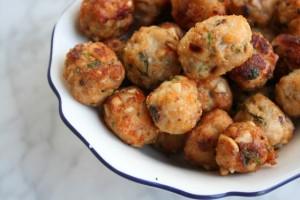 Chicken Balls at PakiRecipes.com