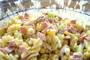 Zesty Pasta Salad at PakiRecipes.com