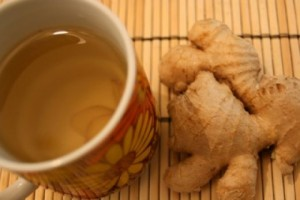Ginger Tea at PakiRecipes.com
