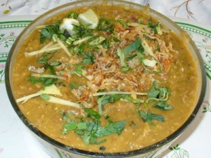 Haleem With Mutton at PakiRecipes.com