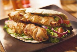 Chicken Kababs at PakiRecipes.com