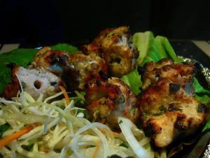 Murg Malai Kababs