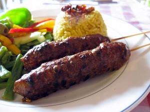 Kufta Kebabs at PakiRecipes.com