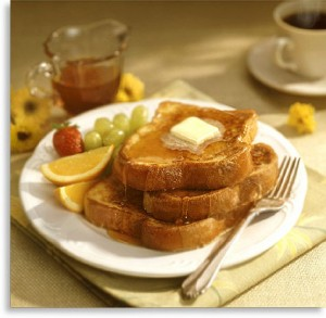 Meetha Toast recipe