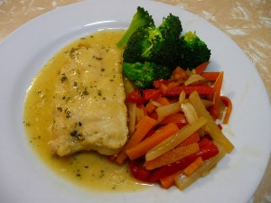 Fish In Herb Sauce at PakiRecipes.com