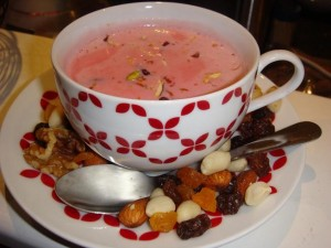 Kashmiri Chai Icemilk at PakiRecipes.com