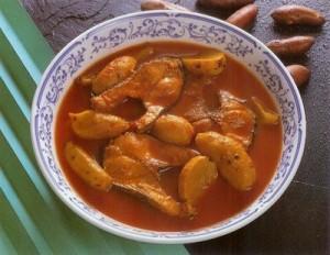 Fish In Masala at PakiRecipes.com
