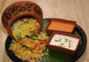 Handi Biryani at PakiRecipes.com