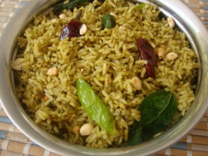 Lemon And Chili Rice at PakiRecipes.com