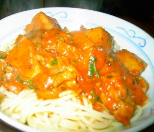 Chicken Paprikash at PakiRecipes.com