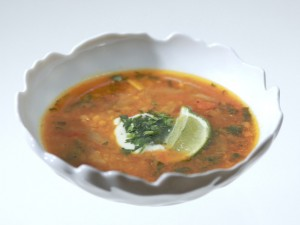 Lentil Soup With Herbs And Lemon at PakiRecipes.com