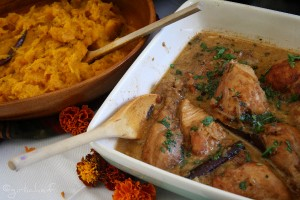 Chicken In Silky Almond Sauce at PakiRecipes.com
