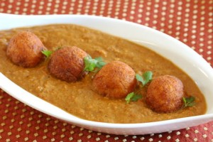 Cheese Kofta In Creamy Sauce Or Malai Kofta