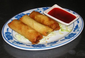 Spring Rolls at PakiRecipes.com