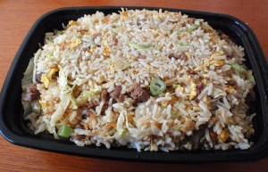 Beef Fried Rice at PakiRecipes.com