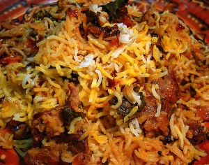 Special Hyderabadi Biryani at PakiRecipes.com