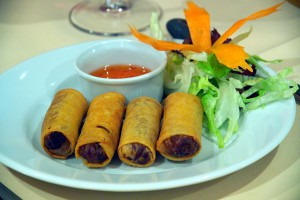 Refreshing Spring Rolls at PakiRecipes.com