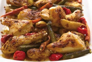 Roasted Garlic Chicken at PakiRecipes.com