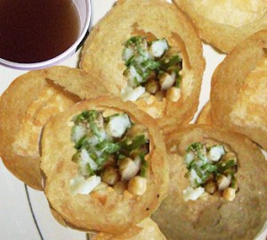 Pani Puri at PakiRecipes.com