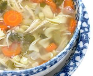 Chicken Noodle Soup at PakiRecipes.com