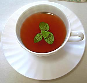 Mint Tea at PakiRecipes.com