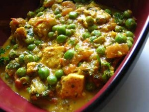 Malai Mutter Paneer at PakiRecipes.com