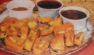 Paneer Pakora (Cheese Fritters)