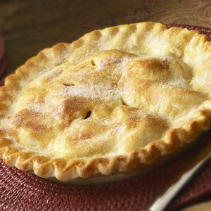 Spiced Apple Pie at PakiRecipes.com