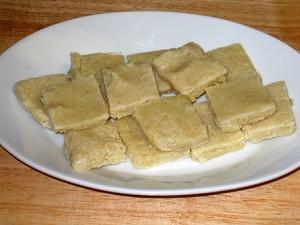 Barffi recipe