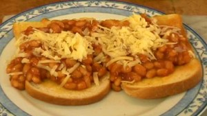 Toasted Baked Beans at PakiRecipes.com