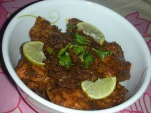 Ajwain (Carom Seeds) Chicken at PakiRecipes.com