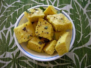 Dhokla at PakiRecipes.com