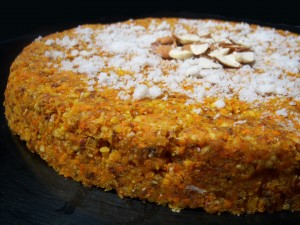Sponge Fruit Cake at PakiRecipes.com
