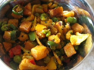 Quick Shahi Sabzi at PakiRecipes.com