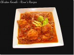 Spicy Karhahi Chicken at PakiRecipes.com